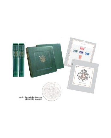 Album Regno d' Italia completo 4 volumi