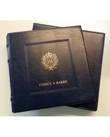 Album San Marino Codice a Barre 2007- 2008