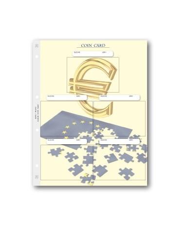 FOGLIO COIN CARD GENERICO
