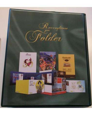 ALBUM PER FOLDER FILATELICI