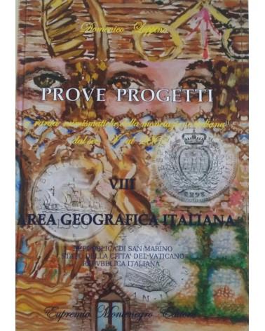 CATALOGO MONTENEGRO PROVE PROGETTI VOL.VIII