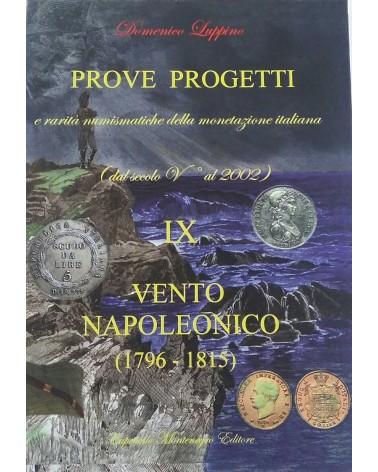 CATALOGO MONTENEGRO PROVE PROGETTI VOL. IX
