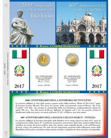 AGGIORNAMENTO 2€ COMM. ITALIA 2017 TITO LIVIO/BASILICA SAN MARCO