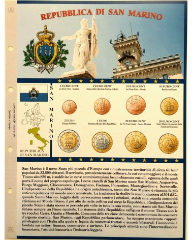 Foglio EuroMoney San Marino