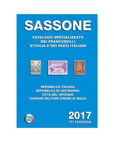 CATALOGO SASSONE VOL.2  2017