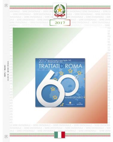 Euro Italia - Serie Divisionali 2017, con argento