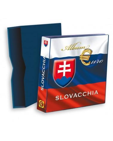 ALBUM EUROMONEY SLOVACCHIA VUOTO