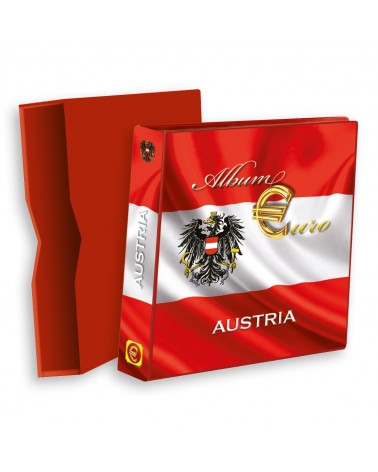 ALBUM EUROMONEY AUSTRIA VUOTO