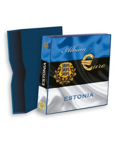 ALBUM EUROMONEY ESTONIA VUOTO