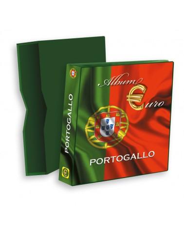 ALBUM EUROMONEY PORTOGALLO VUOTO
