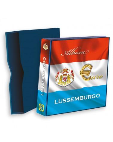 ALBUM EUROMONEY LUSSEMBURGO VUOTO