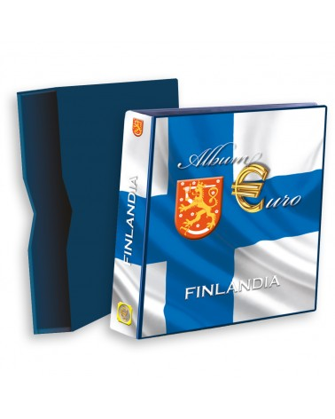 ALBUM EUROMONEY FINLANDIA VUOTO