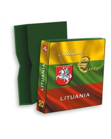 ALBUM EUROMONEY LITUANIA VUOTO