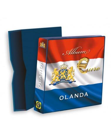 ALBUM EUROMONEY OLANDA VUOTO