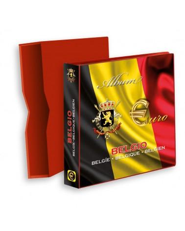 ALBUM EUROMONEY BELGIO VUOTO