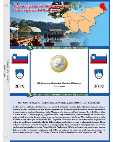 AGGIORNAMENTO 3€ SLOVENIA 2019