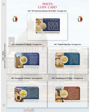 AGGIORNAMENTO 2€ COMM. MALTA 2015/2019