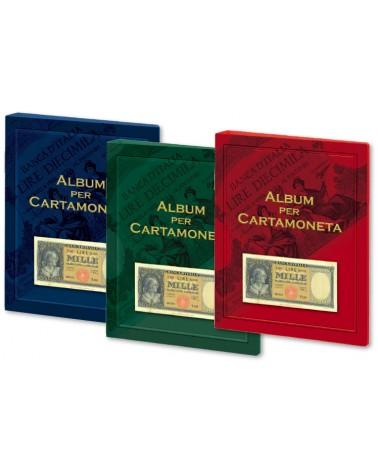 Cartella Paper Money Vuota per cartamoneta