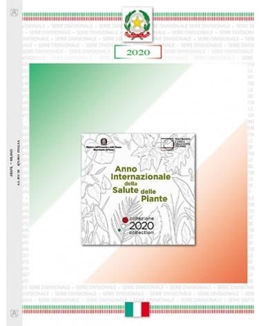 Euro Italia - Serie Divisionali 2020 salute delle piante