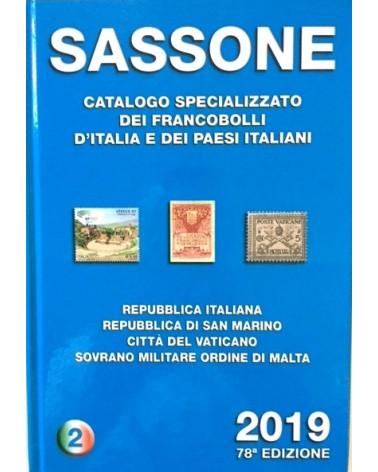 Catalogo sassone 2019 vol 2
