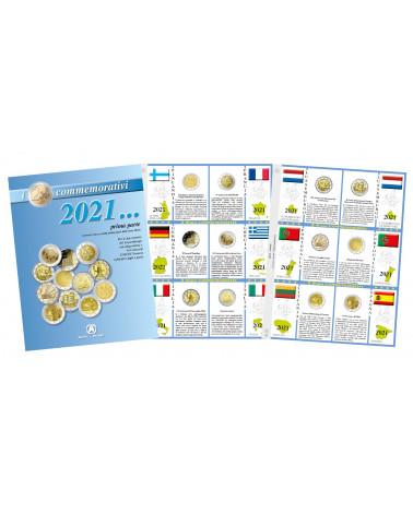 update 2 euro commemorative 2021 first part