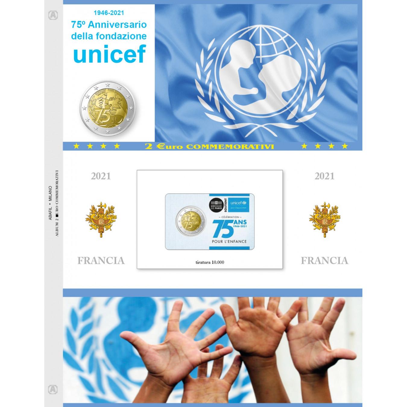 update 2 euro France 2021 Unicef