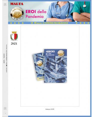 update malta 2021 Pandemy Eroes