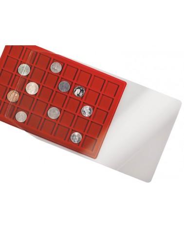 Busta di protezione per ripiano standard in floccato - 10 buste