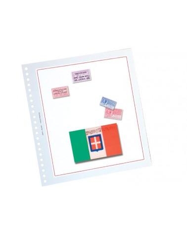 Fogli Prestige Regno d'Italia