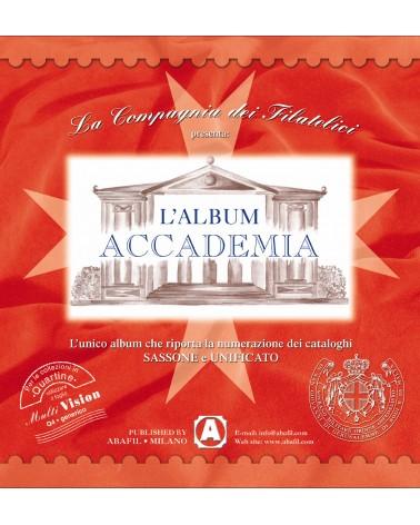 Album Accademia Smom dal 2005 al 2019