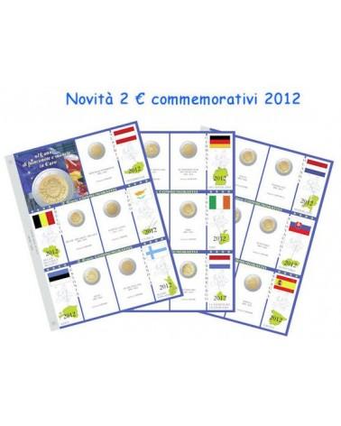 2€ aggiornamento 2012 - X Anniversario dec. Euro