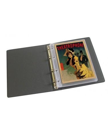Cartella Unicard per cartoline completa