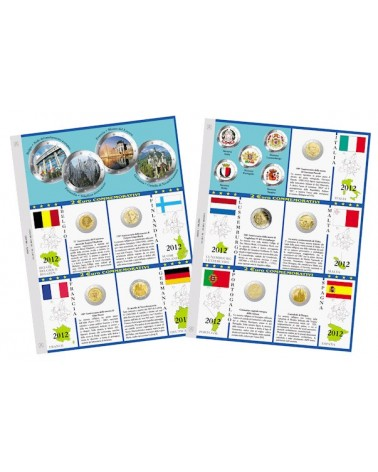 2€ aggiornamento 2012 - Extra dec. Euro