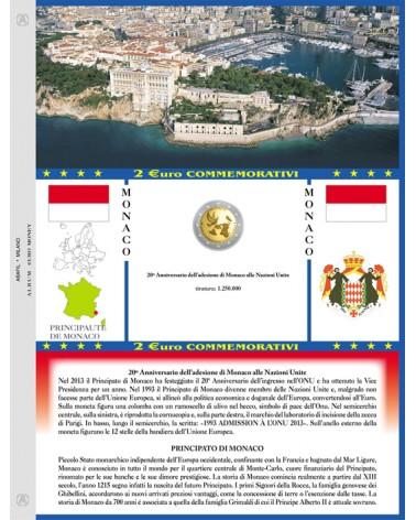 Principato di Monaco 2 € 2013