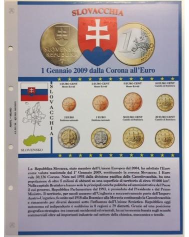 Foglio EuroMoney Slovacchia 2009
