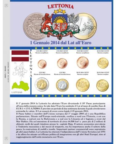 Foglio EuroMoney Lettonia 2014