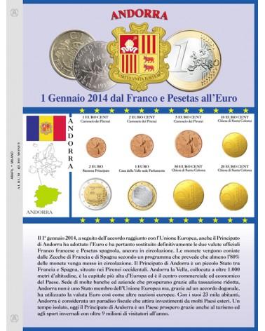 Foglio EuroMoney Andorra 2014