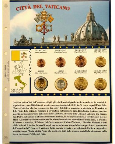 Foglio EuroMoney Vaticano