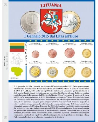 Foglio EuroMoney Lituania 2015
