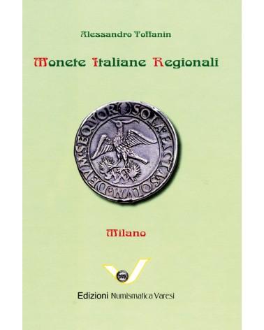 CATALOGO VARESI M.I.R.  MONETE  MILANO