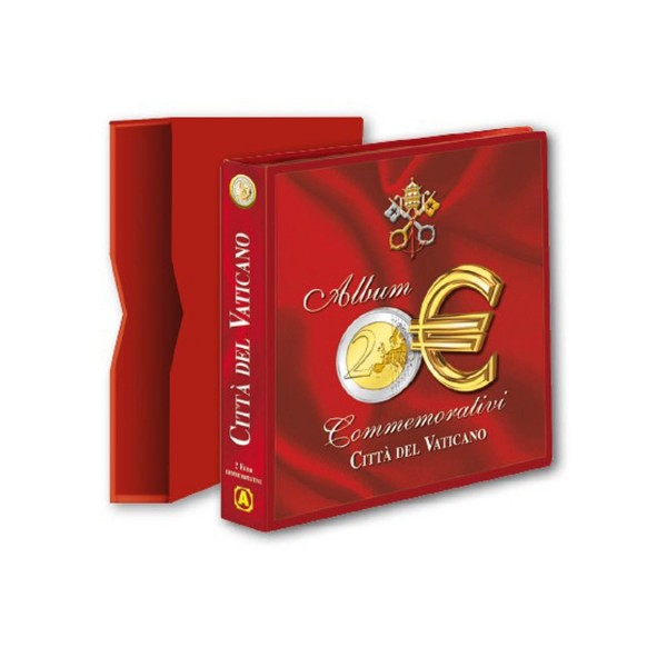 €2 COMMEMORATIVE VATICAN CITY