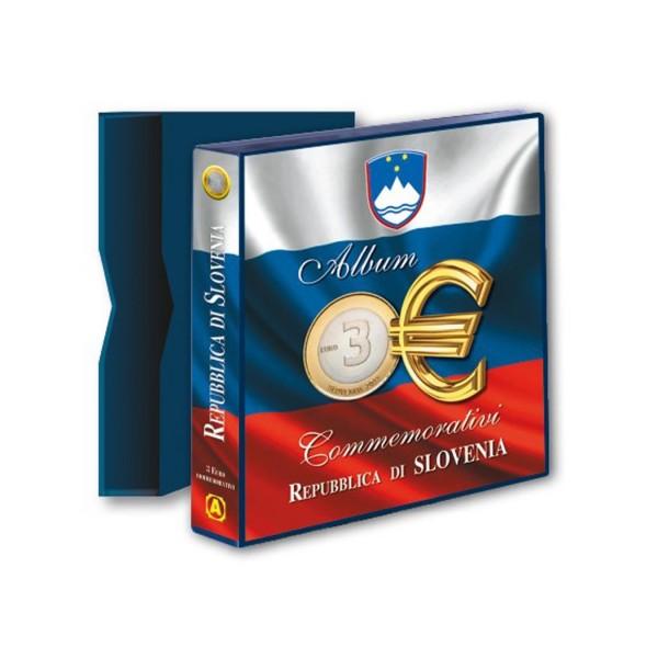 SLOVENIA 3€ COMMEMORATIVI