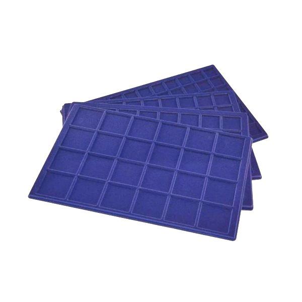 Ripiani Standard Floccato Blu