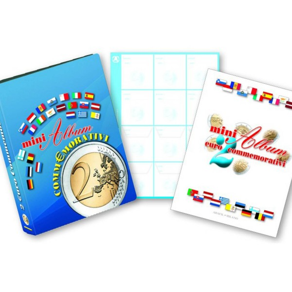COMMEMORATIVE €2 MINI ALBUM