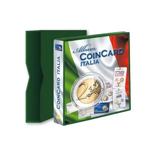 2€ COMMEMORATIVI COIN CARD ITALIA