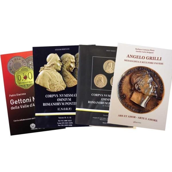 numismatic catalogs medals