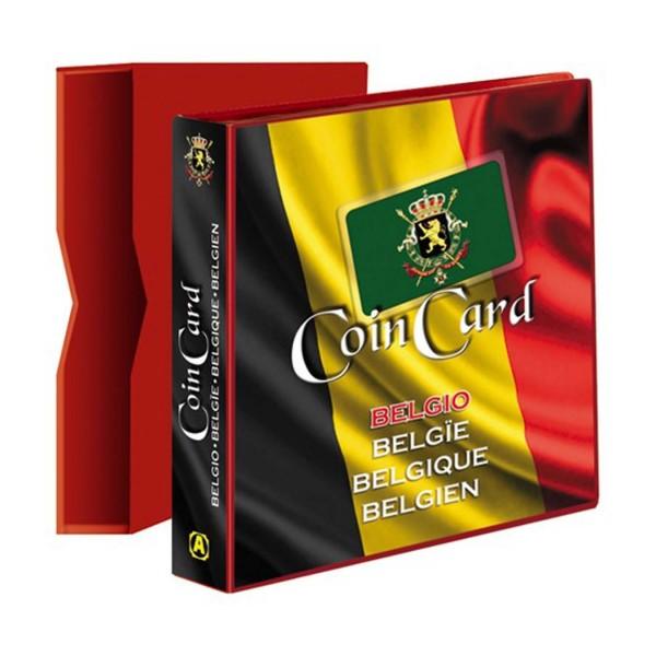 COIN CARD BELGIUM