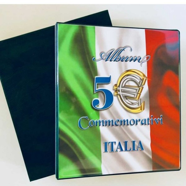 ITALY €5 COMMEMORATIVE
