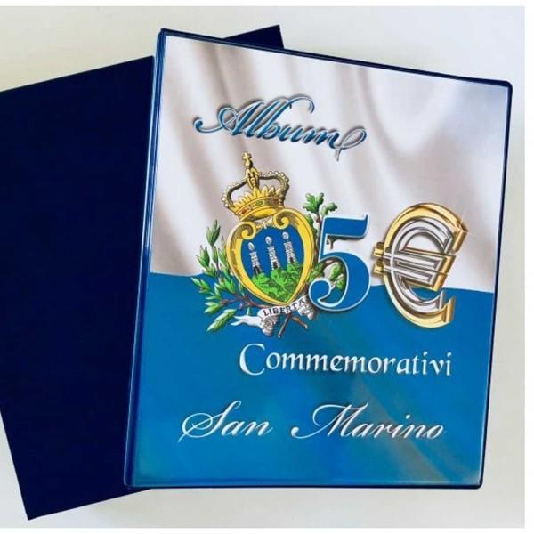 SAN MARINO 5€ COMMEMORATIVi