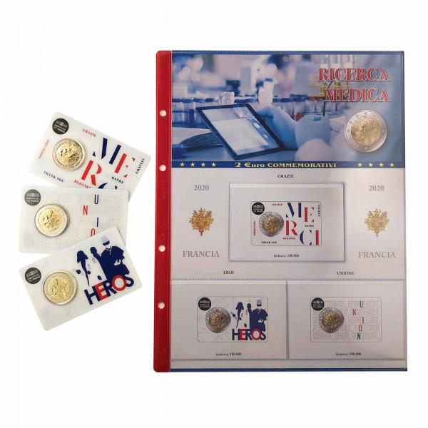 Promozione Set card Ricerca Medica